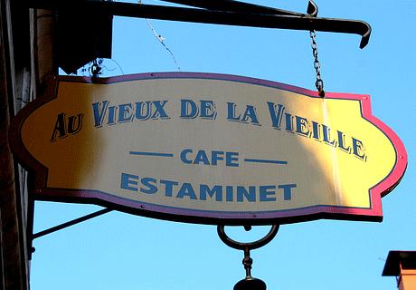 Au Vieux de la Vieille, Lille