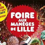 Foire aux manèges de Lille, septembre 2014