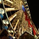 Feris Wheel of Lille, Wednesday, November 21.2012 Sunday, January 13, 2013 at the Grand Place of Lille