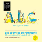 Journées européennes du patrimoine de Lille, les 20 et 21 septembre 2014