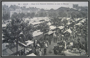 Marché de Wazemmes
