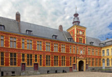 Hospice comtesse museum in Lille