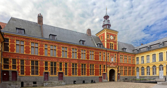 Hospice comtesse museum in Lille / Rijsel