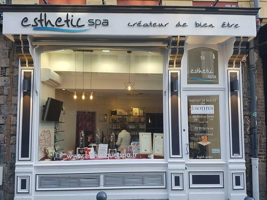 Esthetic Spa Concept Lille Lille Guide Ville